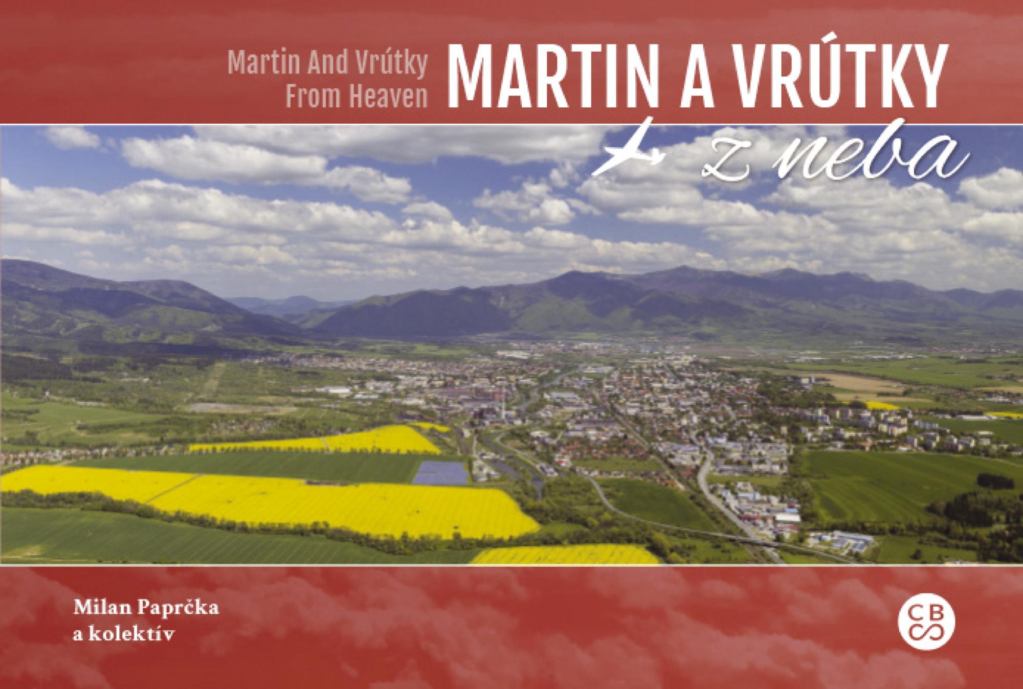 Nová publikácia o meste Martin